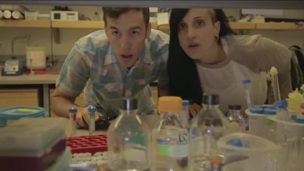 Screenshot from episode 1.