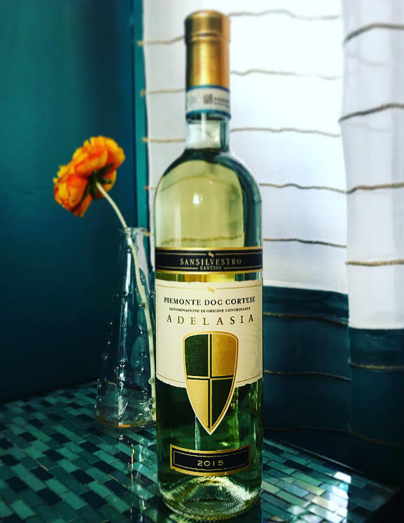 Cortese - Nestled in the hills of Piedmont, Gavi is home to the Cortese grape. Crisp minerality, candied lemon peel, honeysuckle with a luxurious mouth feel!