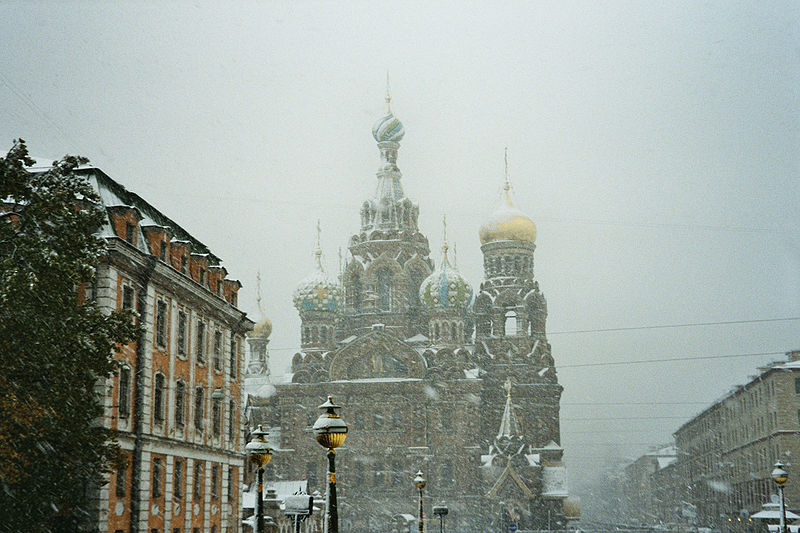 City of Thieves  is set in Leningrad AKA Piter, which is now St. Petersburg.  Source:  Wikimedia Creative Commons