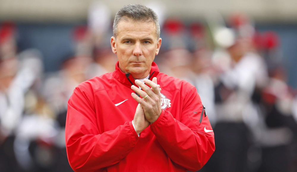 During Meyer's five years at Ohio State he's 50-5 with only 2 losses greater than 9-points