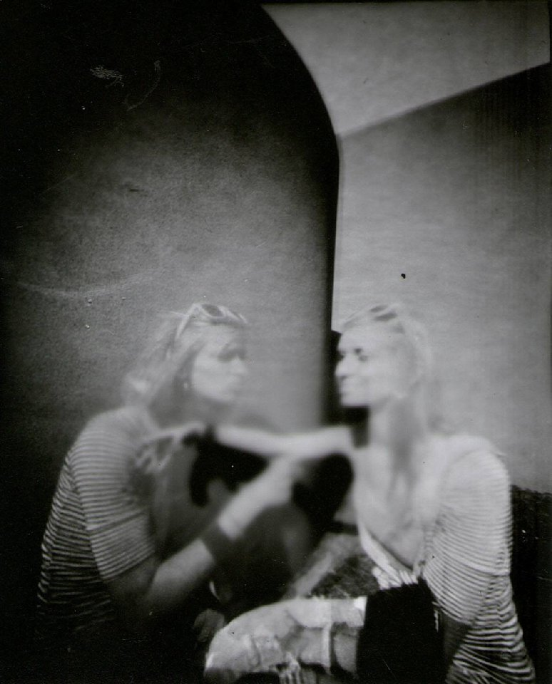 by Kyra Guffey (taken with a pinhole camera!)
