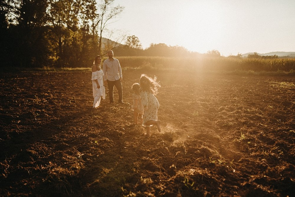 twyla jones photography - www.twylajones.com - sunset family photoshoot north carolina creek corn field-TDJ_5487.jpg