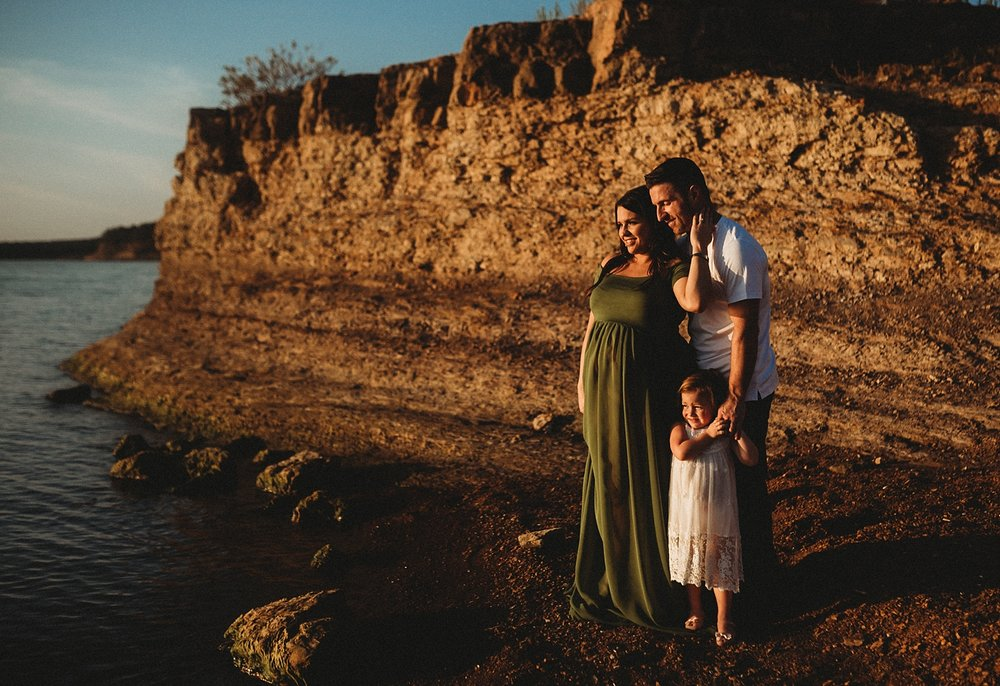 twyla jones photography - www.twylajones.com - sunset family maternity photoshoot dallas texas lake-TDJ_9683.jpg