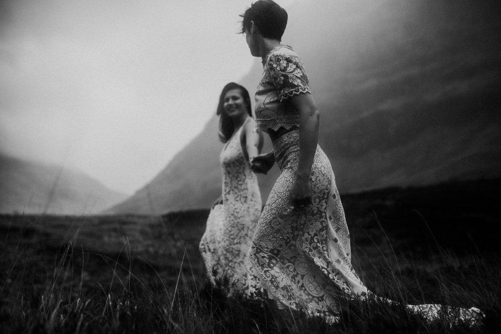 twyla jones photography - scotland glencoe moody same sex elopement brides -25.jpg