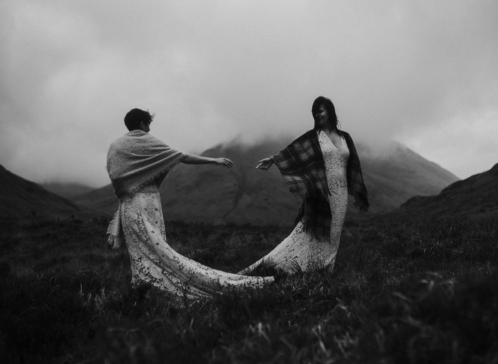twyla jones photography - scotland glencoe moody same sex elopement brides -38.jpg