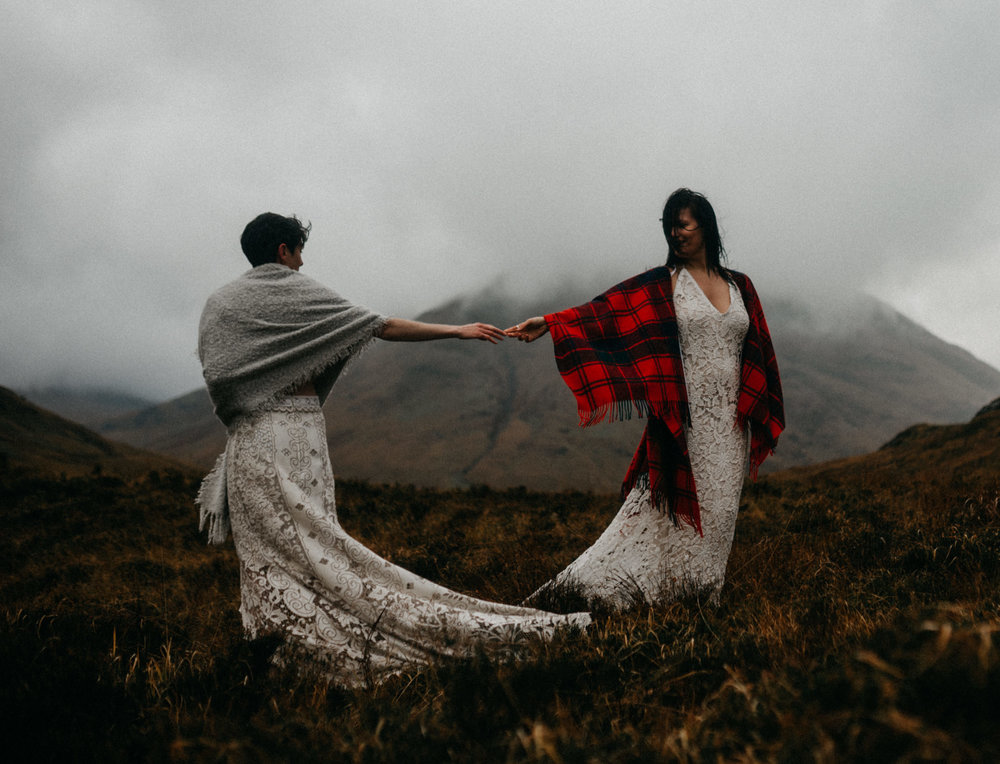 twyla jones photography - scotland glencoe moody same sex elopement brides -37.jpg