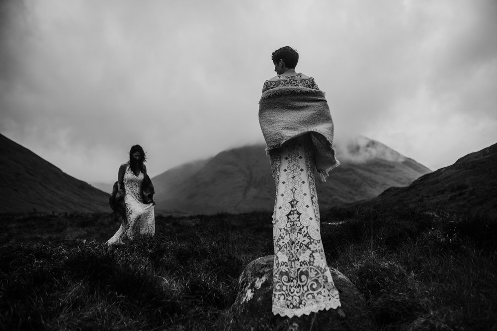 twyla jones photography - scotland glencoe moody same sex elopement brides -49.jpg