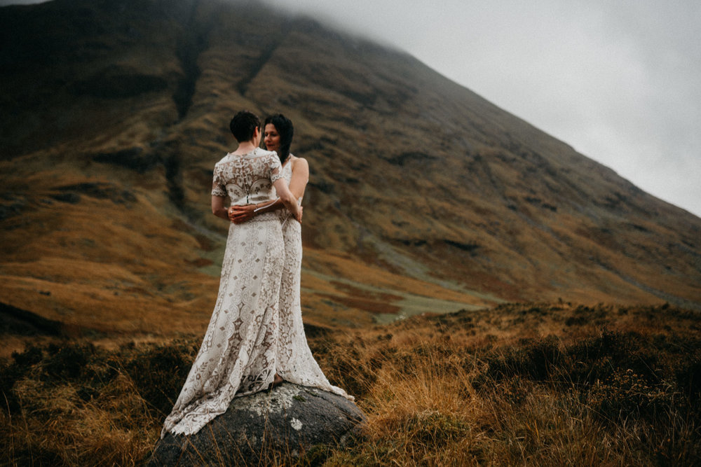 twyla jones photography - scotland glencoe moody same sex elopement brides -51.jpg