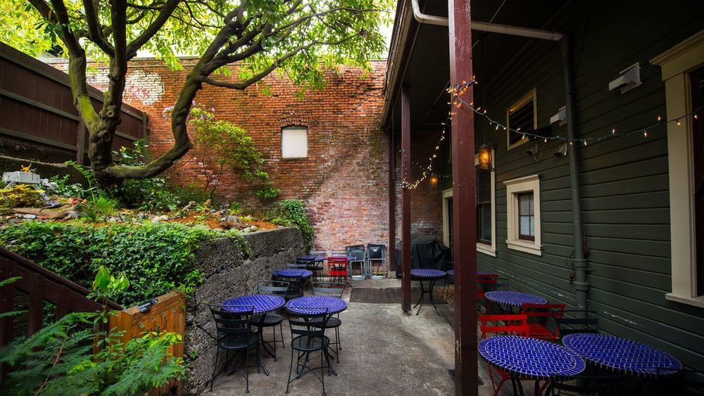 Perfect Seattle Eater Names Our Patio One Of The Best In Seattle! U2014 SAINT JOHNu0027S  BAR U0026 EATERY