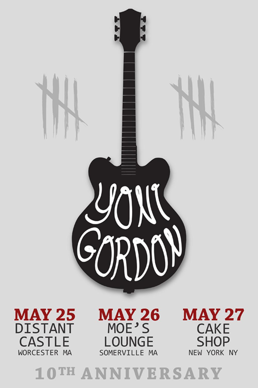 Yoni Gordon