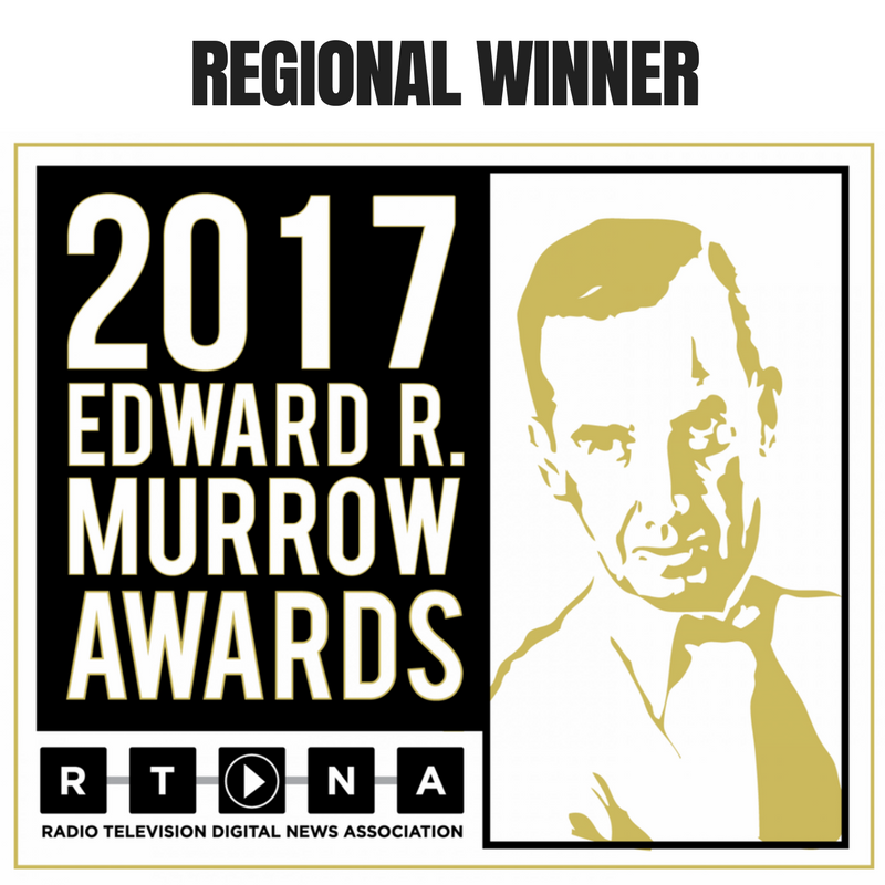 KELOLAND.com - KELOLAND.com won a 2017 Edward R. Murrow Regional Award. The team submitted the following entries. My contribution to each is listed below in parenthesis. Copper Lounge Collapse page(Designed page, interactive timeline)Top 10 stories of 2016(Designed page)Ballot Issues Special Coverage Page My Ballot Guide(Designed page, interactive tool to keep all of our ballot initiatives straight for the voter)Campaign 2016 poll(Designed page, infographics)