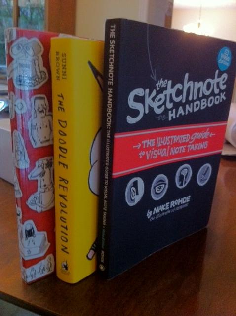 Sketchnote books.JPG