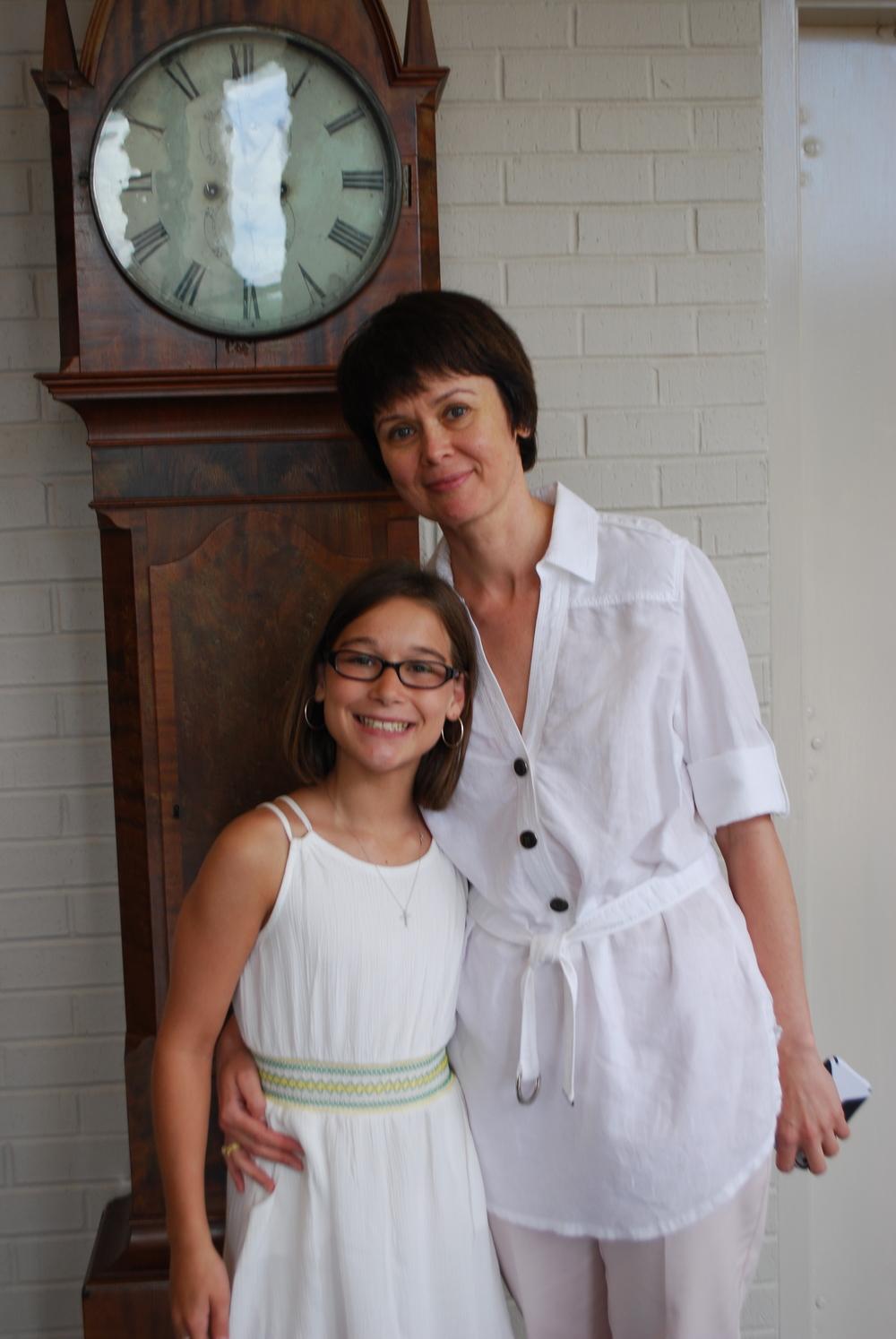 Larysa Burgess, Piano Teacher