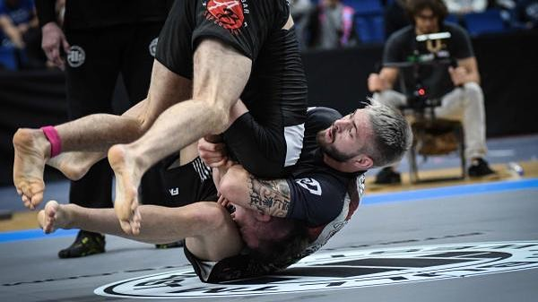 Gold medal front headlock