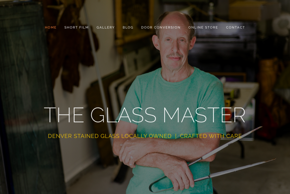 Websites Portland Maine | The Glass Master