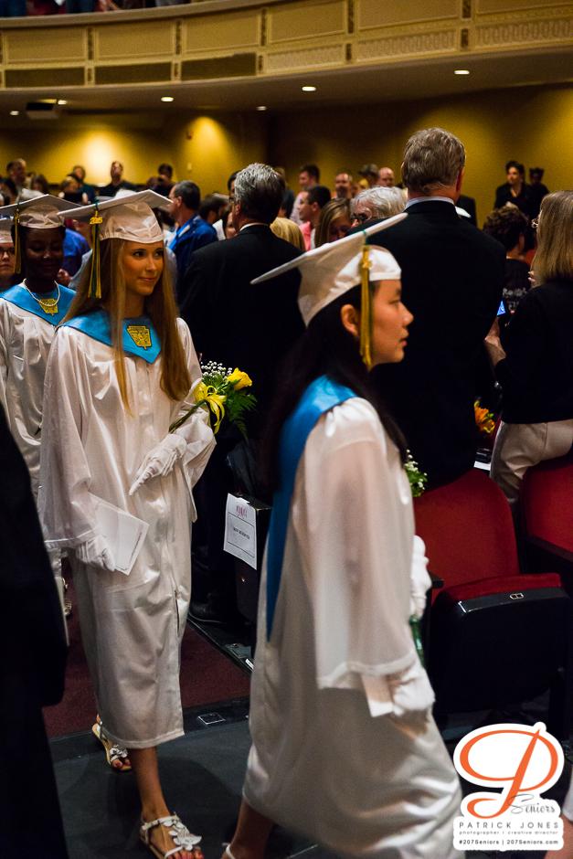 Students walking | Catherine McAuley