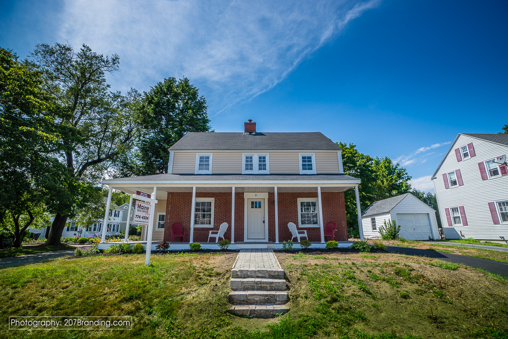 South Portland Real Estate Photography