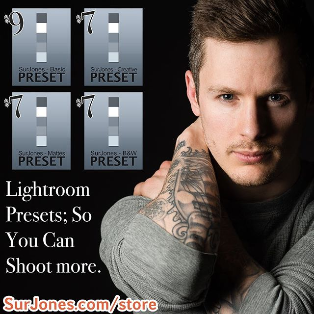 On sale for 24 hours! Plus everyone who buys will get the Vintage/Film presets for FREE when I release them this week. http://www.SurJones.com/store. . . . . . #onsale #sale #lightroom #lightroompresets #lightroommobile  #adobe #adobelightroom #preset #presets #photo #photography #portriat #portraitphotography #seniorphotos #seniorphotography #seniorphotographer #seniorsunday #surjones #wedding #weddingphotography #weddingphotographer #ppa