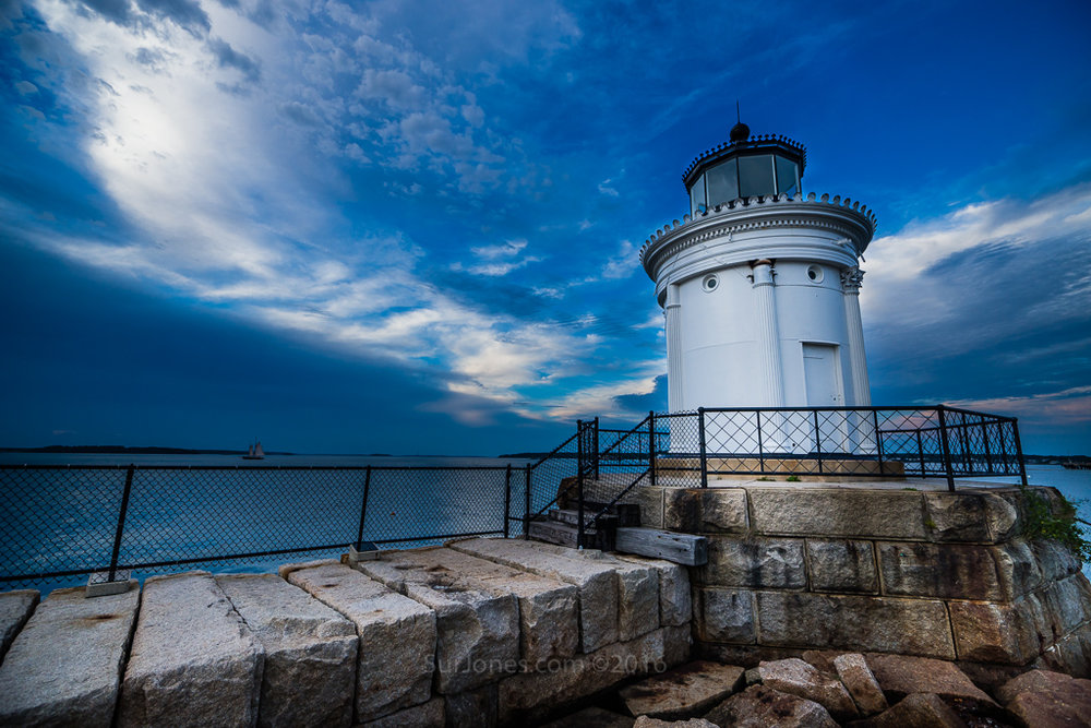 Portland Maine Photographer - Bug Lighthouse