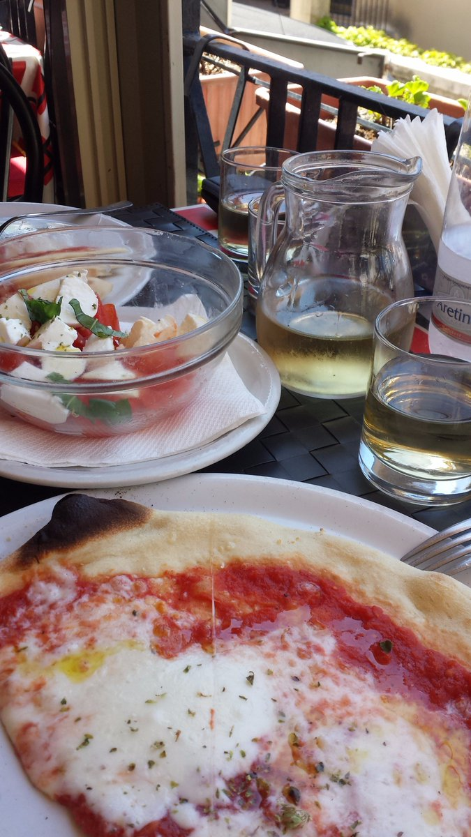 Lunch in Italy