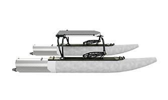 WAM-V unmanned surface vessel