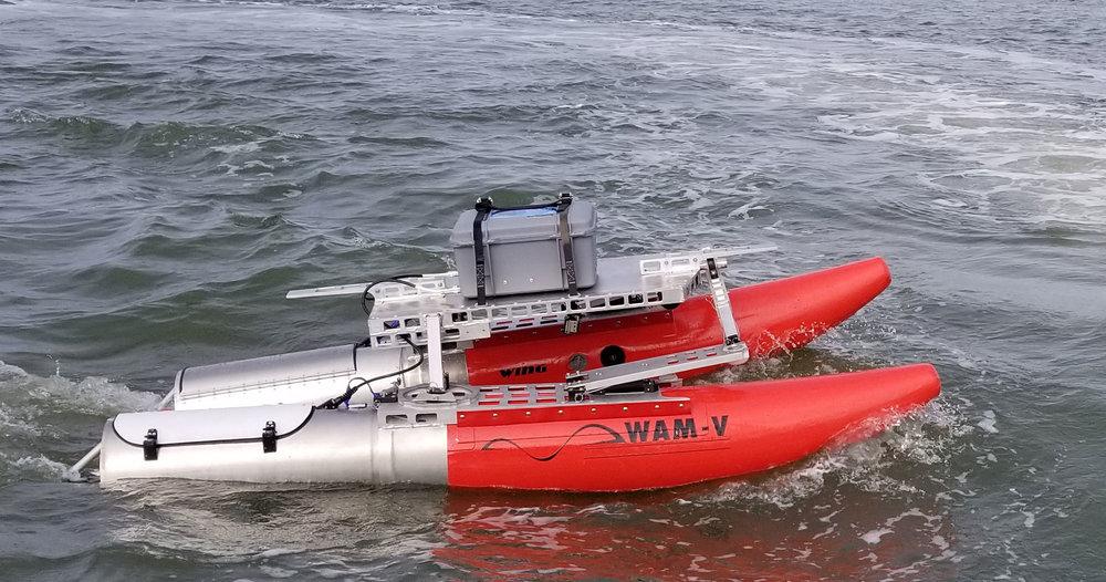 WAM-V 8 ASV Versatility