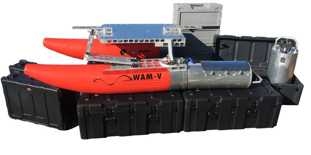 WAM-V 8 ASV Ultra-Portability