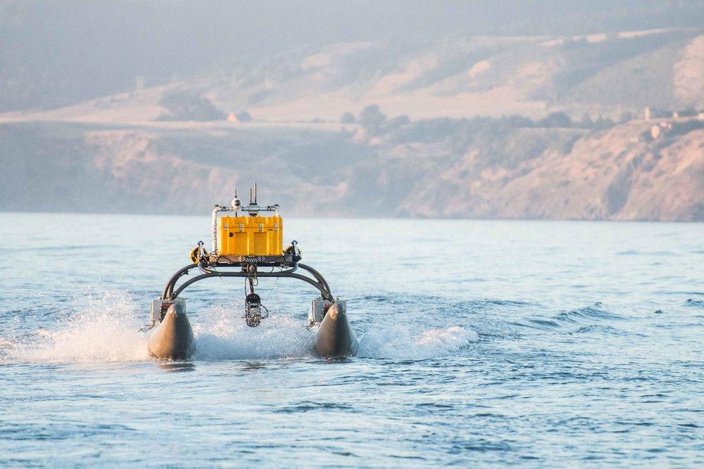 WAM-V 20 ASV Remote Autonomous Survey