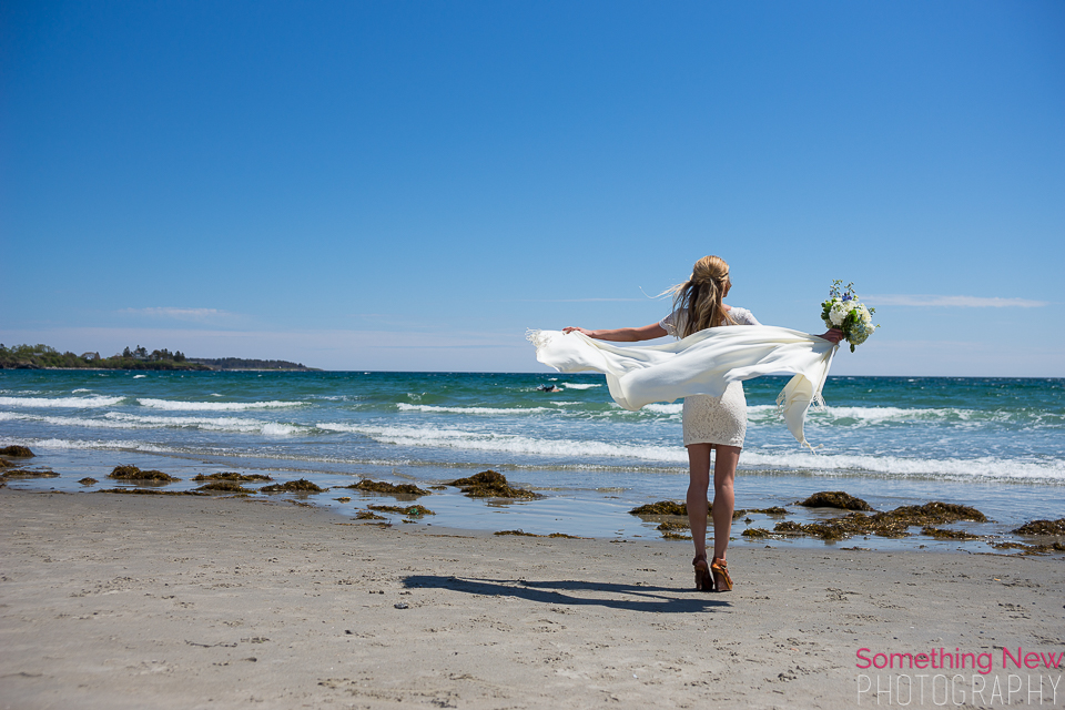 Feel The Sun - Wedding Photographers in Maine | Something New Photography