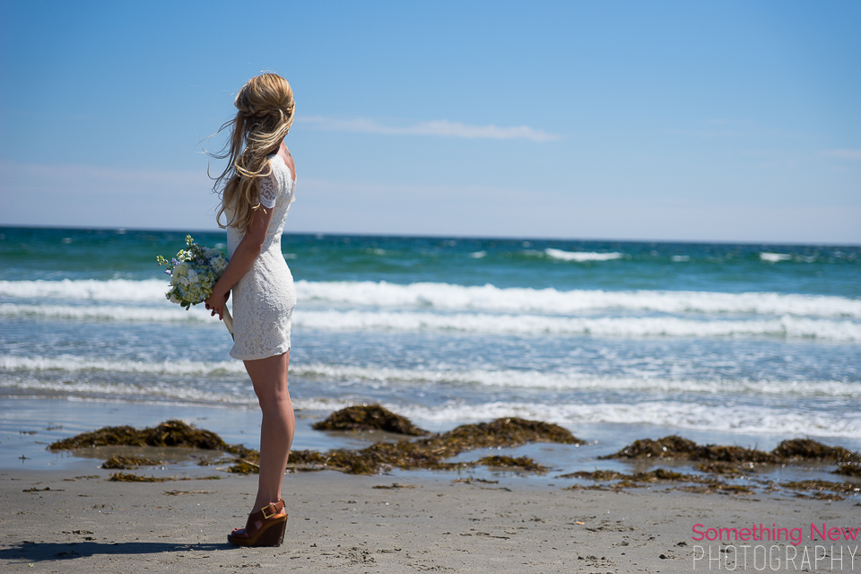 Beach Bouqet | Wedding Photographer Maine