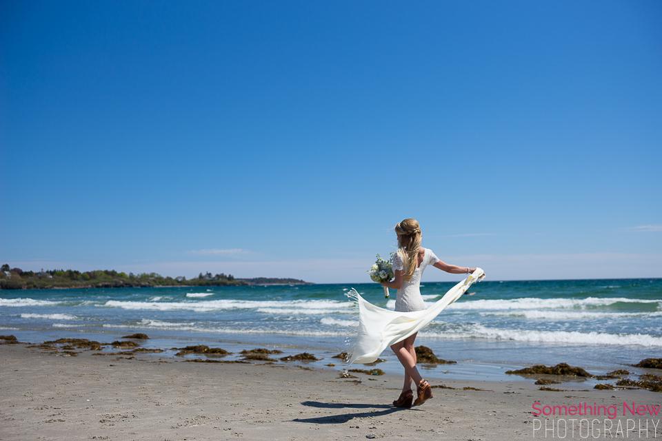 Wedding Photographers in Portland Maine | Sea Breeze Wedding