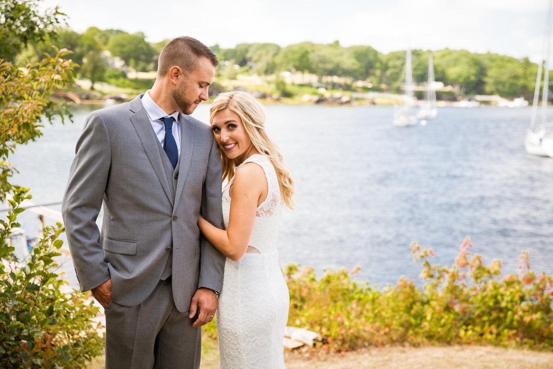 Derek Chelseas Southern Maine Wedding