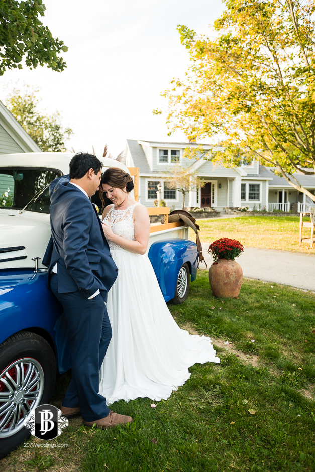 wedding photographers in southern maine real wedding photos