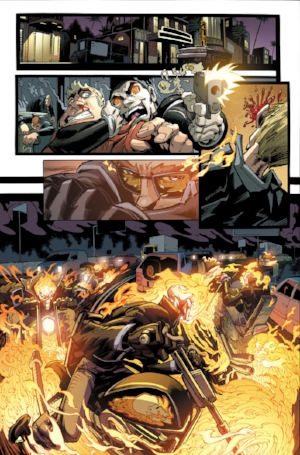 ALL NEW GHOSTRIDER#9