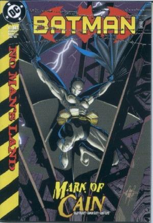 BATMAN#567  MARK OF CAIN