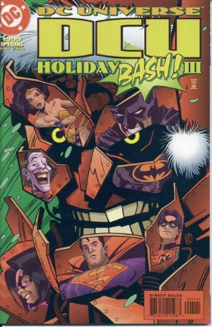 DCU HOLIDAY SPECIAL#3 1999