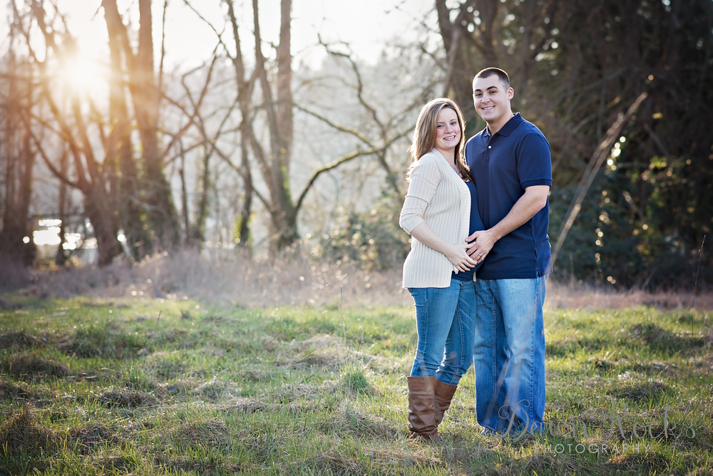 Ft STeilacoom JBLM Maternity Session