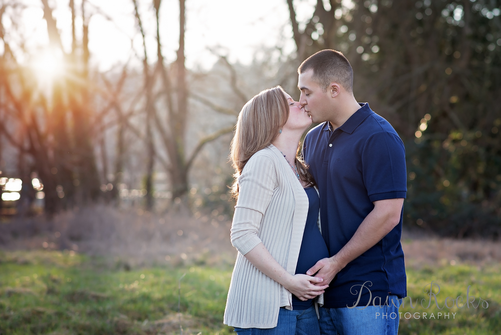 Ft STeilacoom JBLM Maternity Session 2