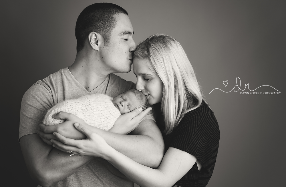 Seattle Newborn Family Photographer