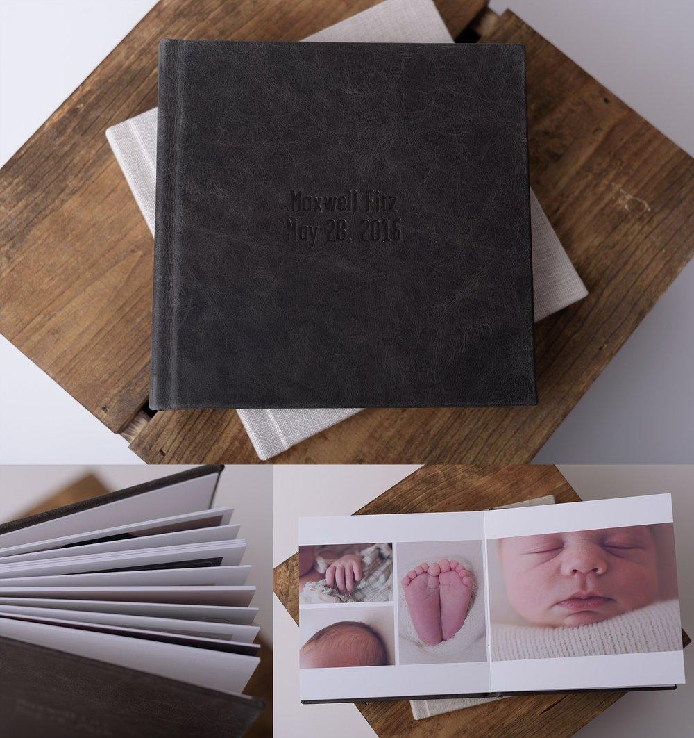 Heirloom Signature Album -