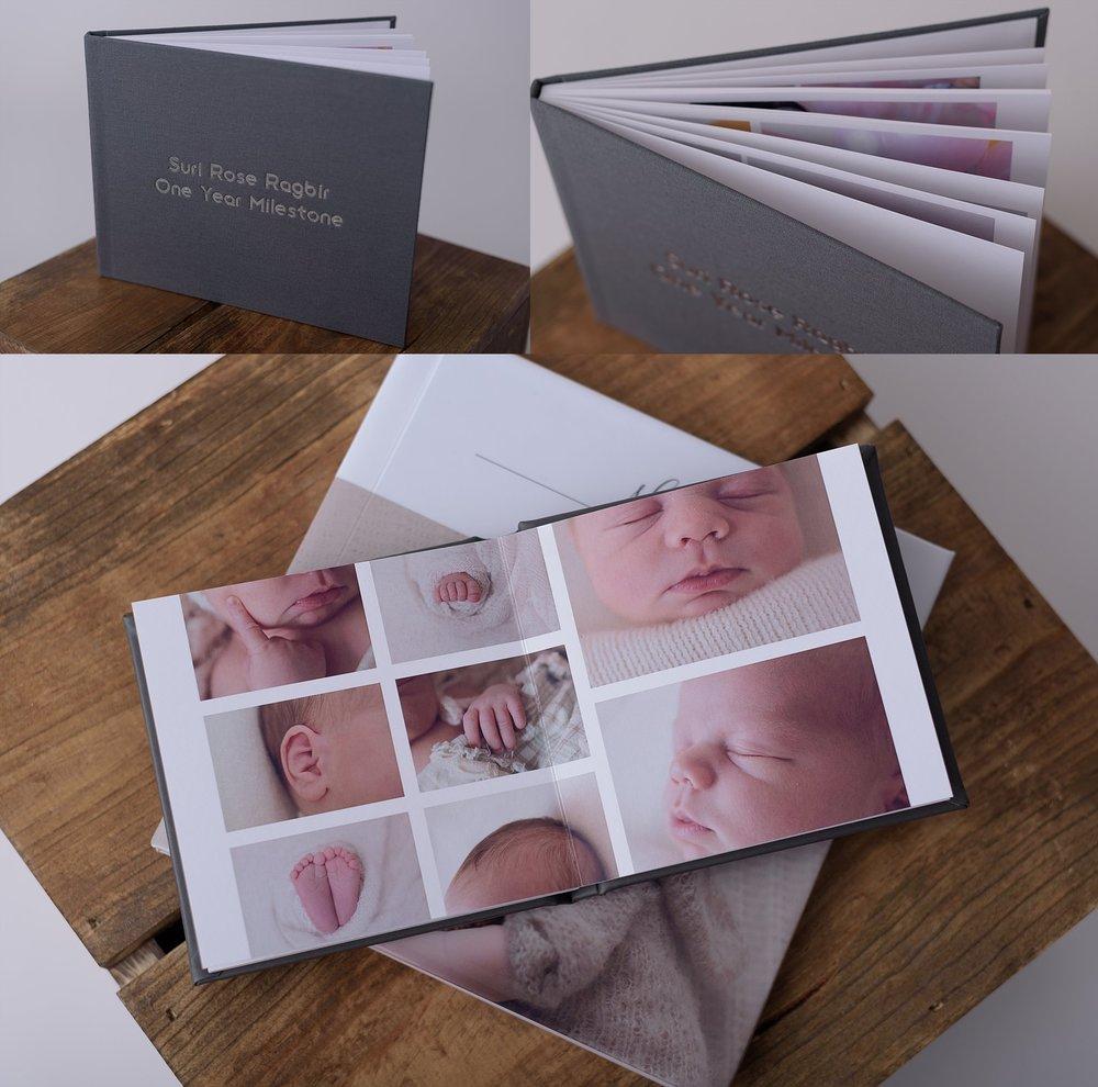 Heirloom book -