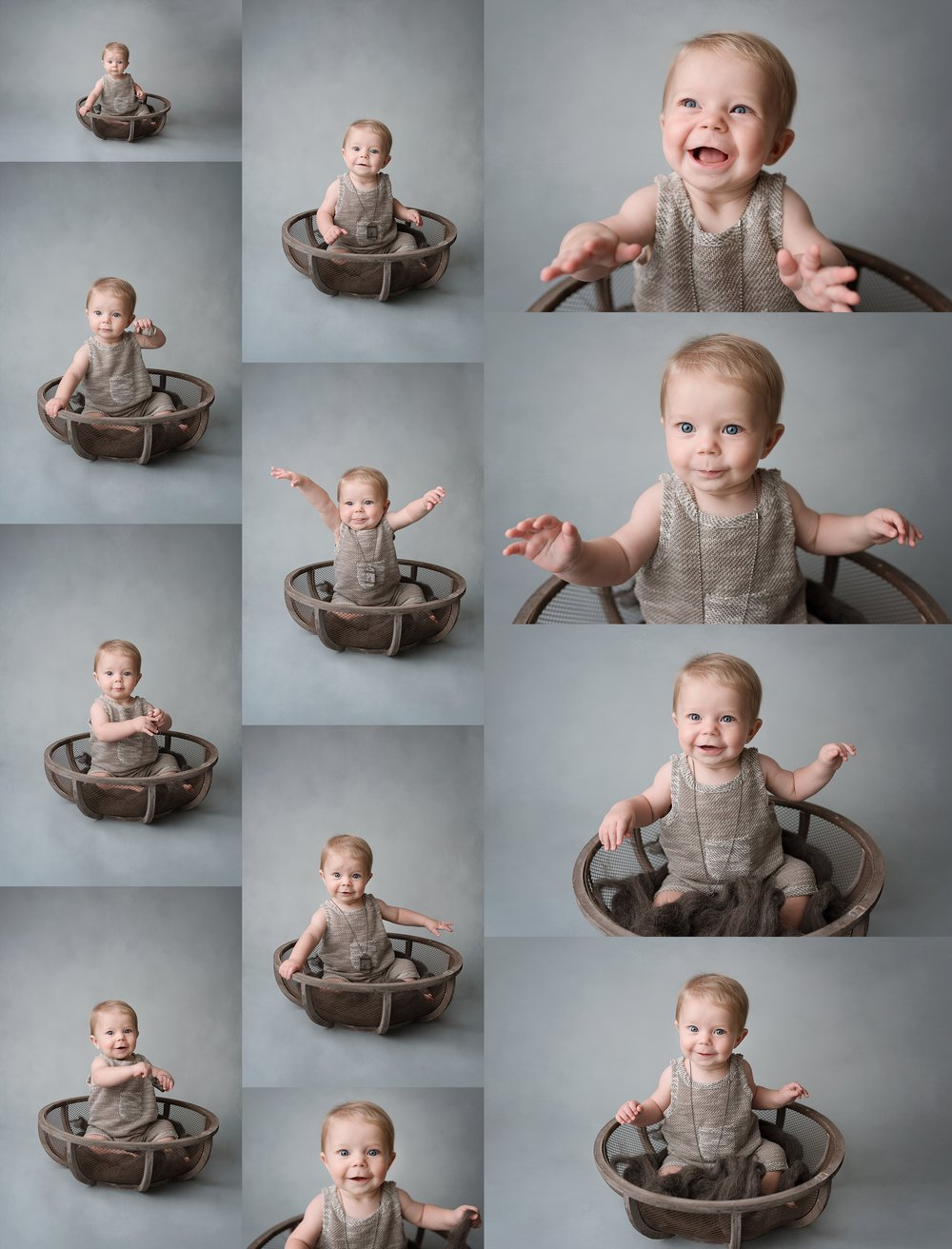 Seattle Baby Photographer