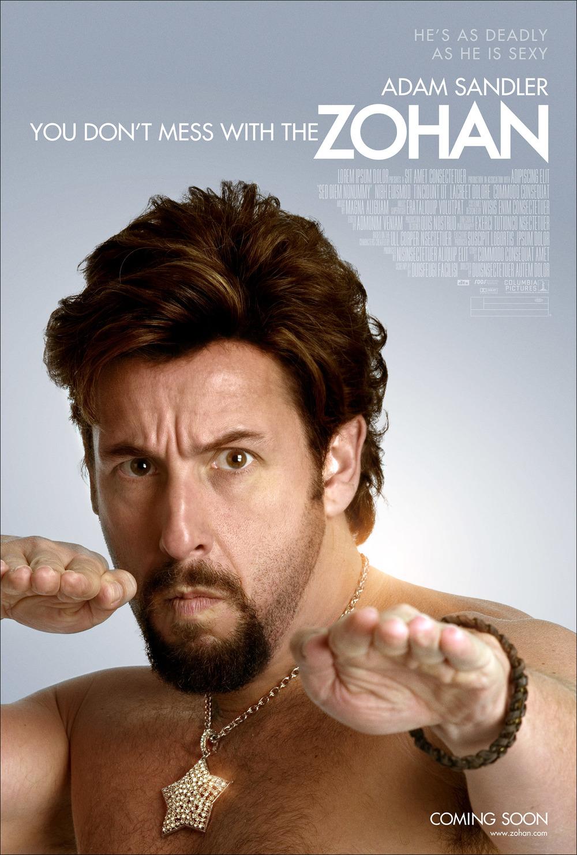 Zohan Schauspieler