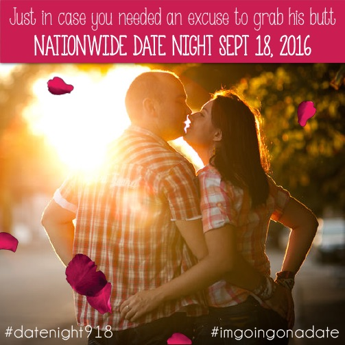 #DateNight918 #ImGoingOnADate