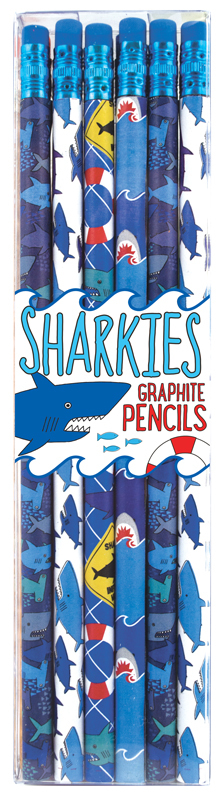 Sharkies Pencils $4.95