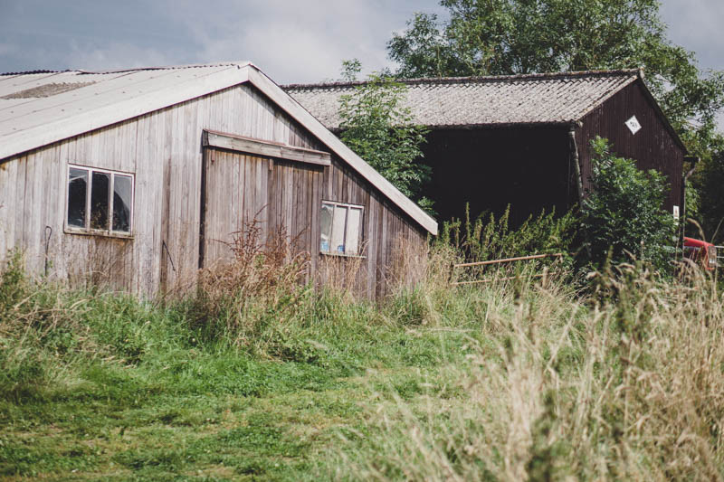 3. Farm Series: Outbuildings
