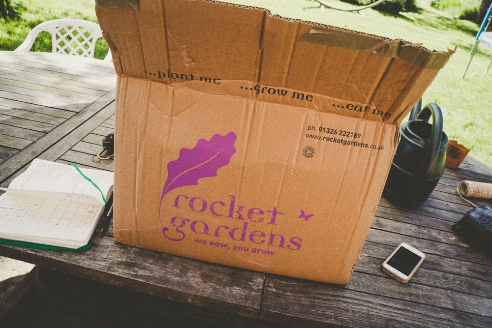 Rocket Gardens - Spring Garden Delivery!