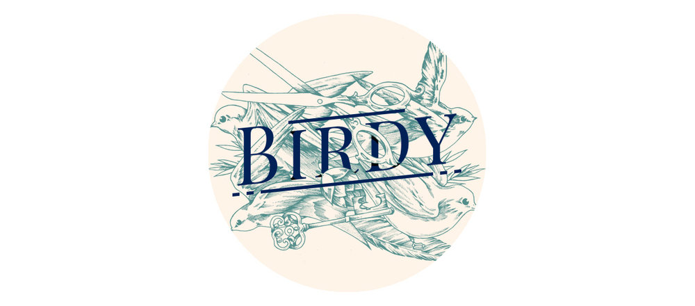 illustrations for EnjoyLife Products  Theme: Birdy