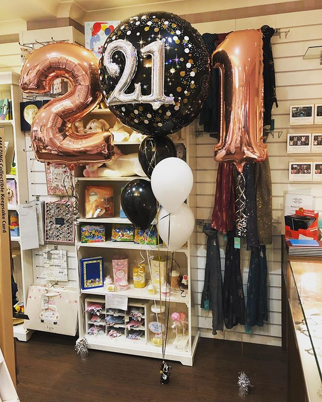 🎈21st celebrations 🎈#balloons #21stbirthday #celebrate #party