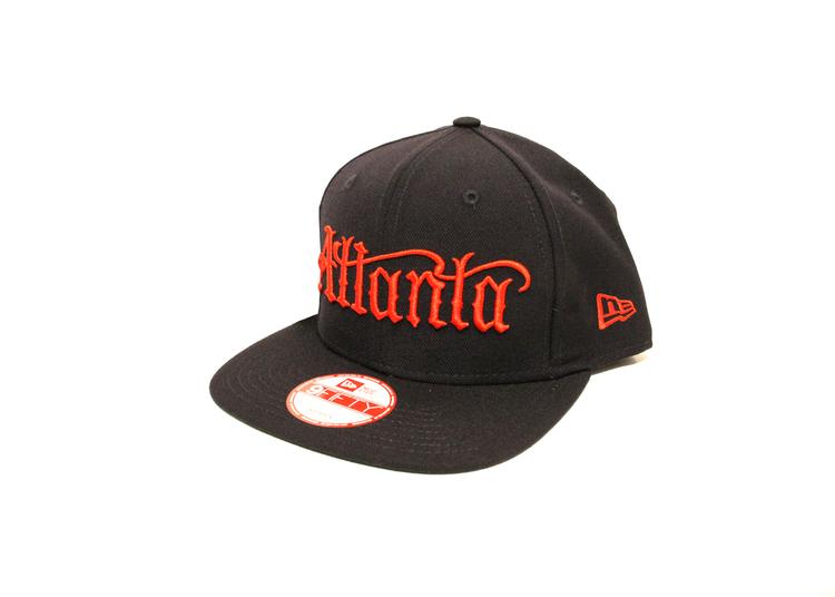 0ea73a4899b New Era x MC   Atlanta Hat — Mister Cartoon